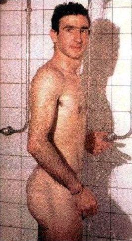 Eric Cantona Nude