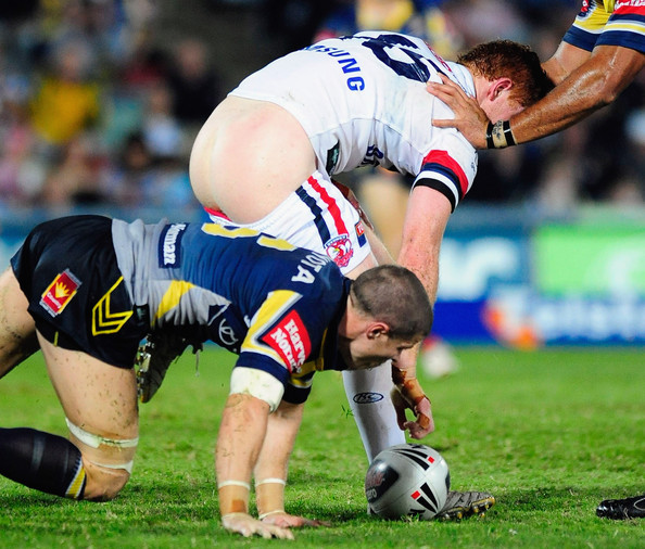 Tom Symonds Naked During Rugby Match